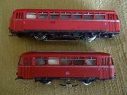 Märklin H0 3016 Schienenbus 4018