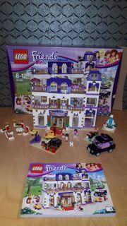 Lego Friends Heartlake Großes Hotel