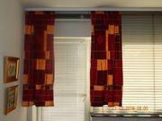Vorhang Seitenschals 2 Stück