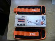 UMI Gewichts Manschetten Orange 2