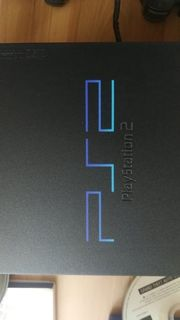 PlayStation 2 incl Spiele