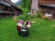 Schönes Schlagzeug für Einsteiger