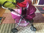 Kombi Puppenwagen 2 in 1