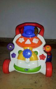 Lauflernwagen mit Sound für Babys