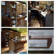 Theke Bar Tischlerarbeit