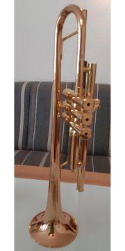 Trompete YAMAHA YTR-6345 G