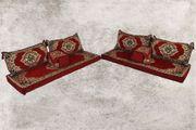 Orientalische Sitzecke Sark Kösesi Shisha-Ecke