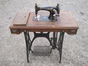 Nähmaschine sehr alt