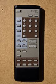 Denon RC 252 original Fernbedienung