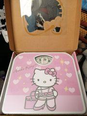 Hello Kitty Personenwaage