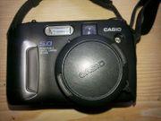 Casio QV-5700 Canon Objektiv 7-21mm