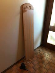 Paneel Holz-Nachbildung mit Beleuchtung