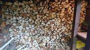 Brennholz trocken weich