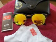 Sonnenbrille Ray-Ban RB 3016 CLUBMASTER