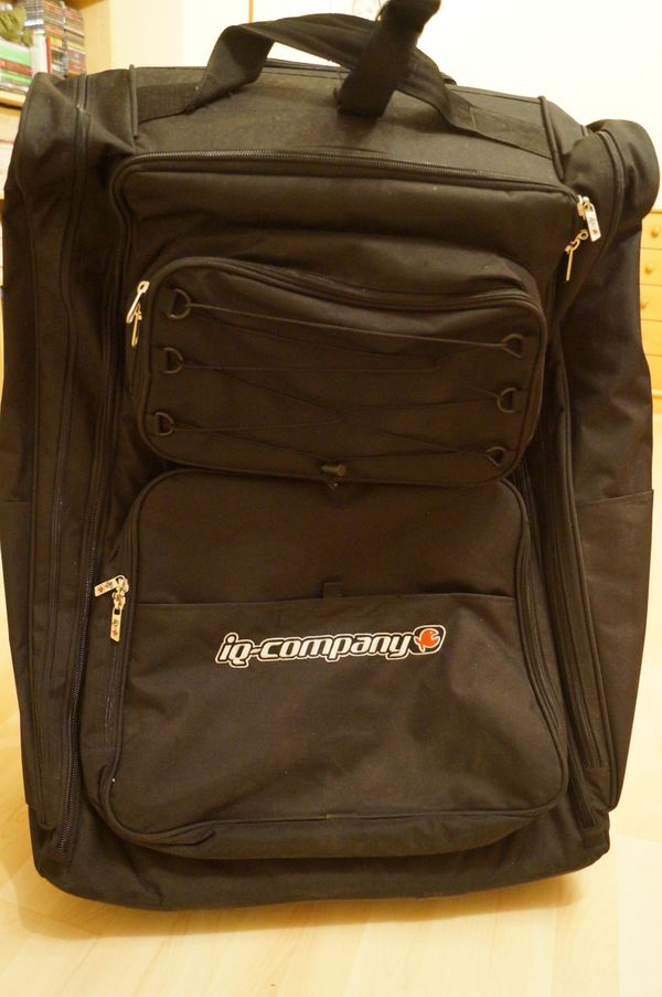 Reisetasche Trolley oder Rucksack für