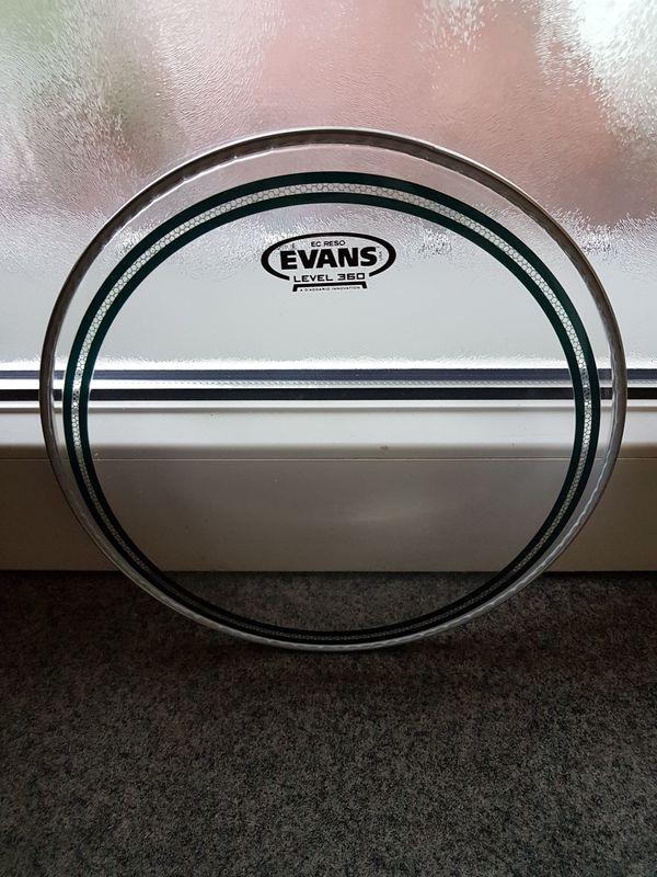 Evans EC Reso clear 12