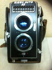 Fotoapparate-Sammlung 5 Apparate zum Schnäppchenpreis