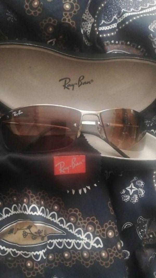 Herren Ray Ban Sonnenbrille