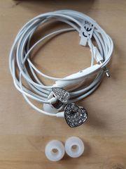 Swarovski Kristall Kopfhörer Ohrhörer Headset