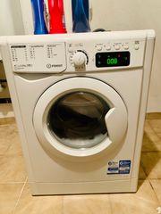 Indesit Waschmaschine ab April zu