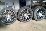 18Zoll XTRA Wheels SW5 Alus