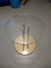 Glastisch 40cm