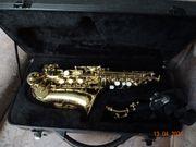 Saxofon Soprano gebogen Stagg 77-SSC