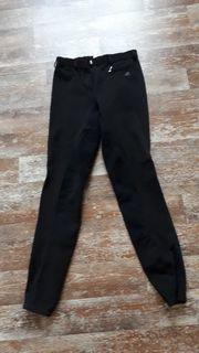 Reithose schwarz Gr XS 34
