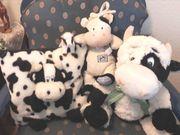 Spielzeug Kühe - 1 m Musik