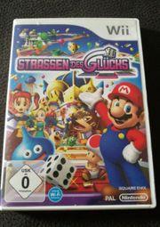 Wii Spiel Straßen des Glücks