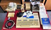 Commodore 128 C128 C64 mit