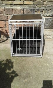 Auto hunde transportbox