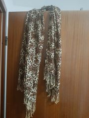 Leoparden Schal