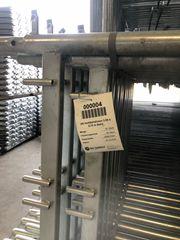 50x Stahl Rahmen Typ Plettac