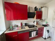 Komplette Küche - Elektrogeräte Sitzgruppe und