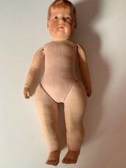 Käthe Kruse Puppe I Stoffkopf