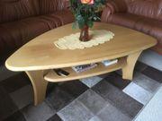 Couch Tisch Holz Erle massiv