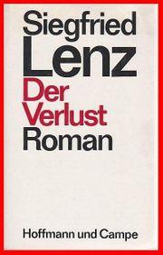 SIEGFRIED LENZ - 8 ROMANE u