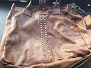 Handtasche Leder Legend