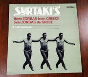 Syrtaki s LP Instrumental Geece