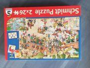 Schmidt Puzzle 2 x26 Teile