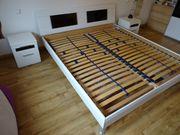 Doppelbett 2 Nachtschränke passend