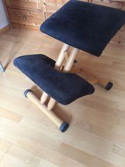 Stokke Kniestuhl für rückenschonendes Sitzen