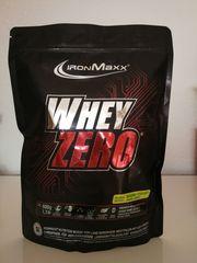 IronMaxx Whey Zero - 500g Beutel -