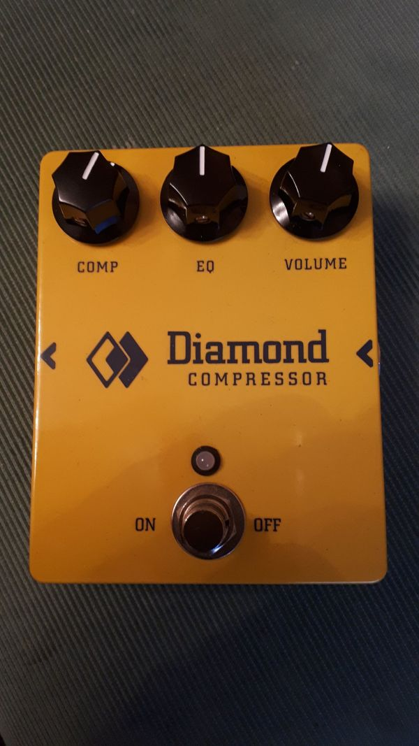 Diamond CPR-1 Guitar Compressor