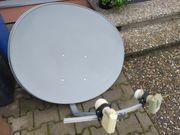Sat Antenne Sat Schüssel multifeed