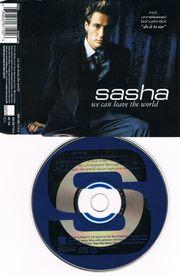 Maxi CD - Sasha - We Can