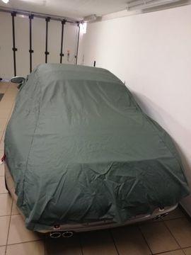 Opel-Teile - Opel Calibra Auto Abdeckung Halb-Garage