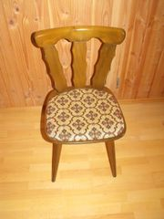 6 Stühle Sehr Stabil