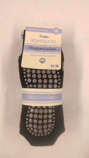 2 paar Stopper Socken- 35-38 -